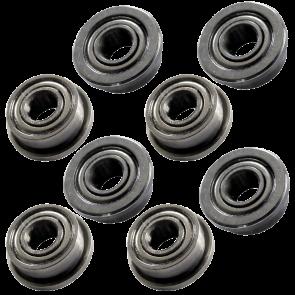 Boccole da 6 mm cuscinettate per pistole elettriche Marui e cloni (BCAEP)